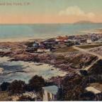 Postkarte Botany Bay and Sea Point