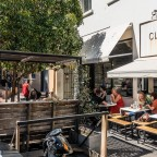 Clark's Bar & Dining Restaurant in Bree Street in Cape Town