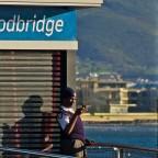 Woodbridge MyCiti busstop