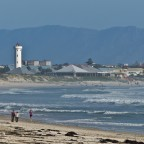 Milnerton Lighthouse from Sunset Beach