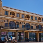 The Beach Lodge in Muizenberg