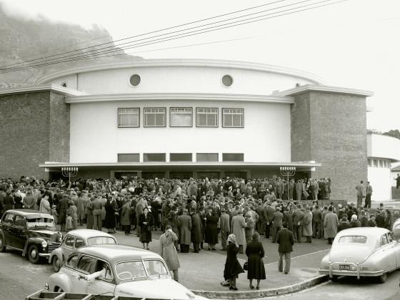 'The Round Shul' 1952