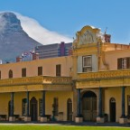 The Castle of Good Hope at the Grande Parade