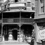 Darroll's Buildings, Wynberg c1900