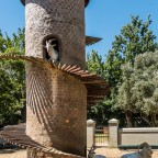 Fairview Wine Farm in Paarl and its goat tower