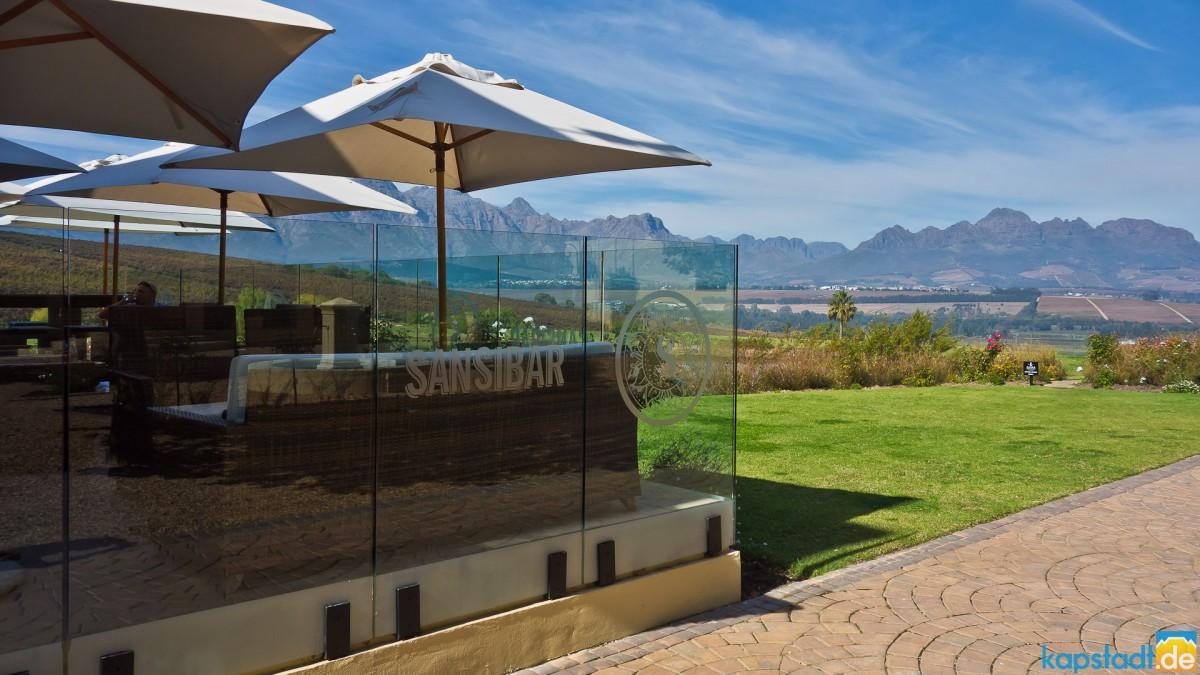 Asara Wine Farm in Stellenbosch