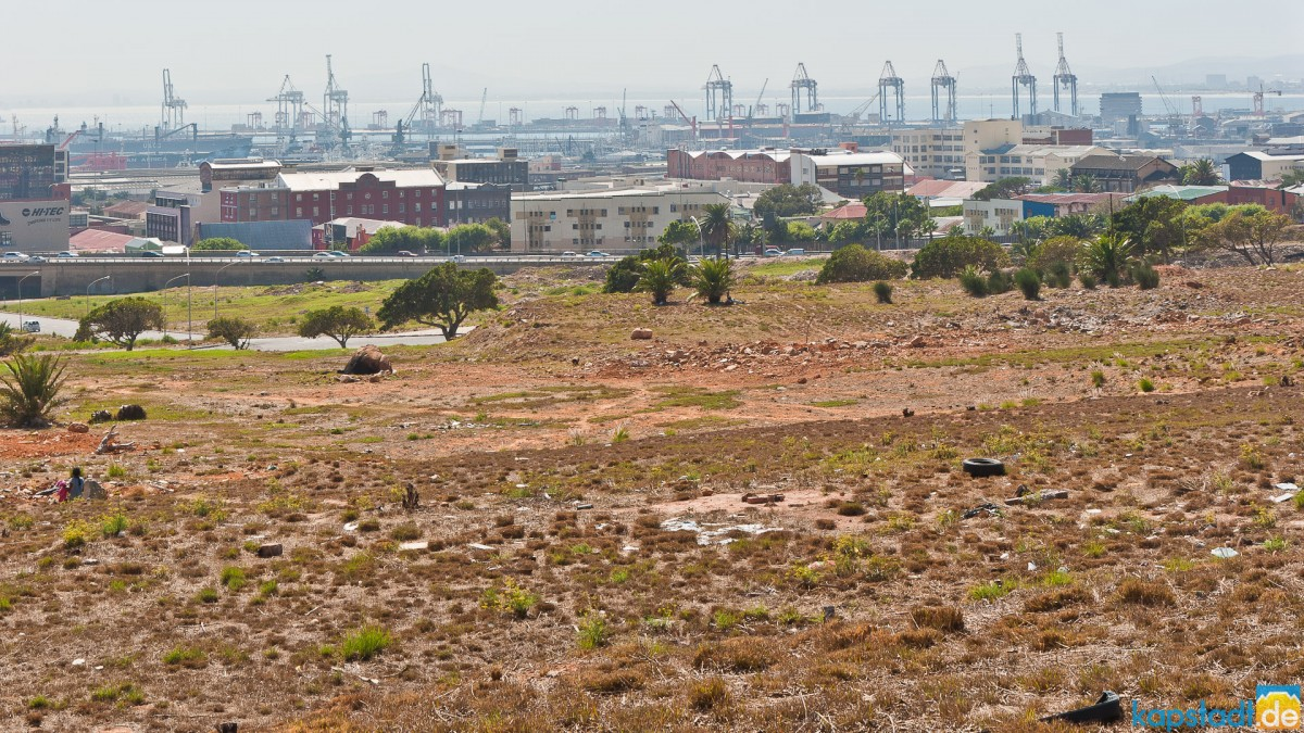 """Images from the """"District Six"""" area"""