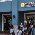 Kapstadt Brauhaus at the Clock Tower at the V&A Waterfront