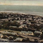 Postkarte Sea Point gelaufen 1910 nach British Honduras