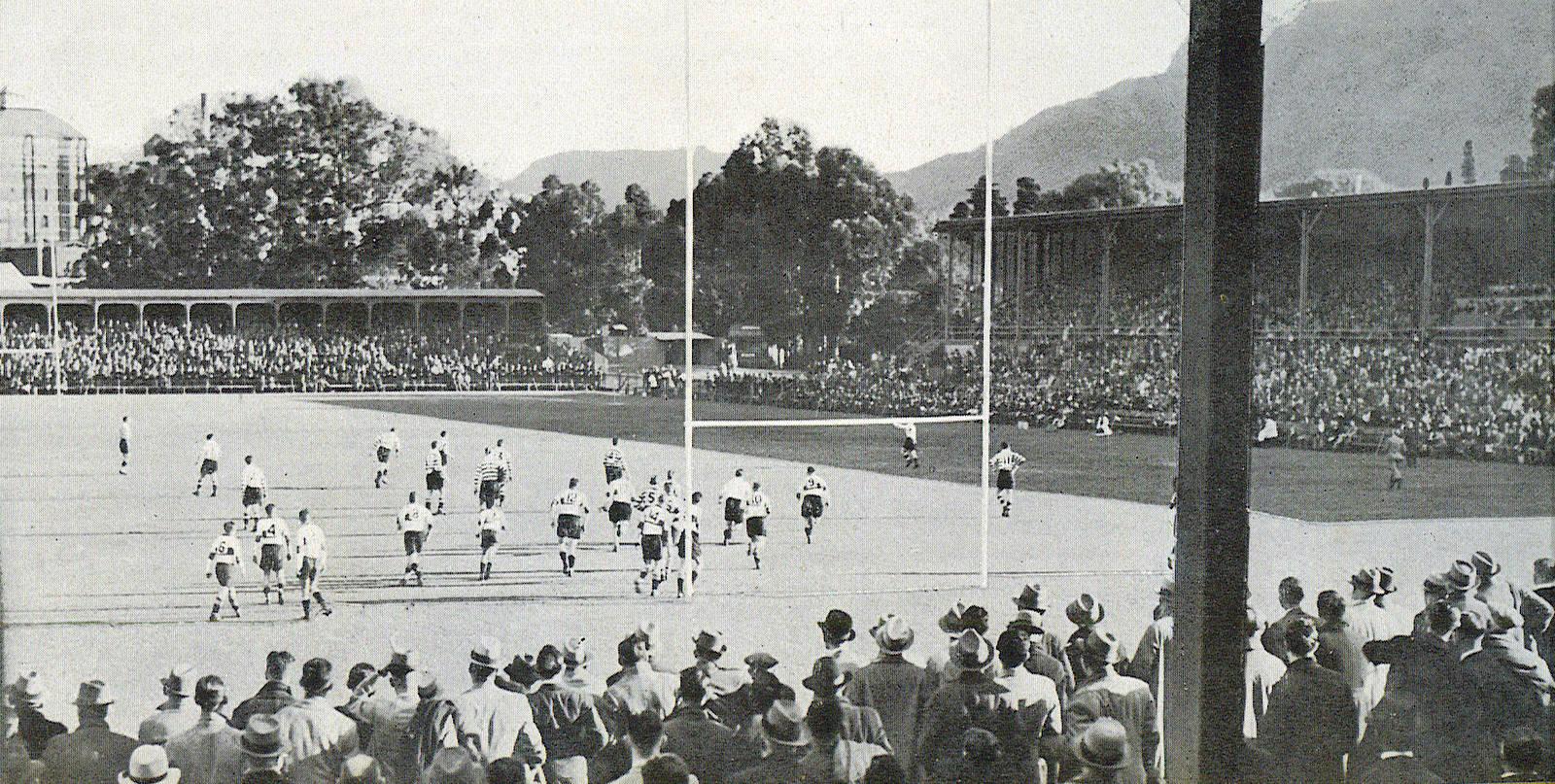 Newlands Rugby Ground 1946 1