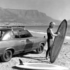 Surfer, Paarden Eiland, c1970