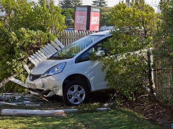 Drunken driver?