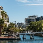 Marina residential complex at the V&A Waterfront