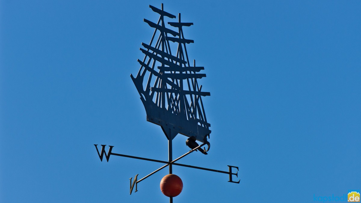 Wind directions at the V&A Waterfront
