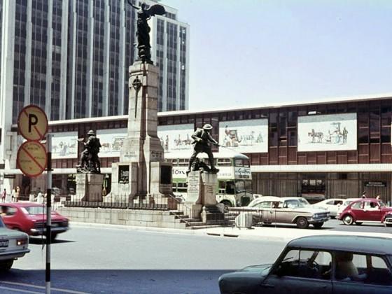 War Memorial 1969