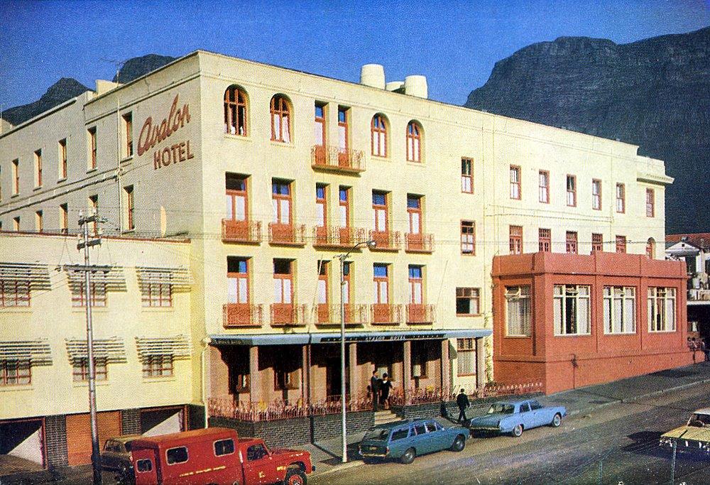 Avalon Hotel 1967
