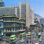 Adderley street circa 1960