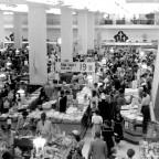 O.K. Bazaars Adderley street 1953