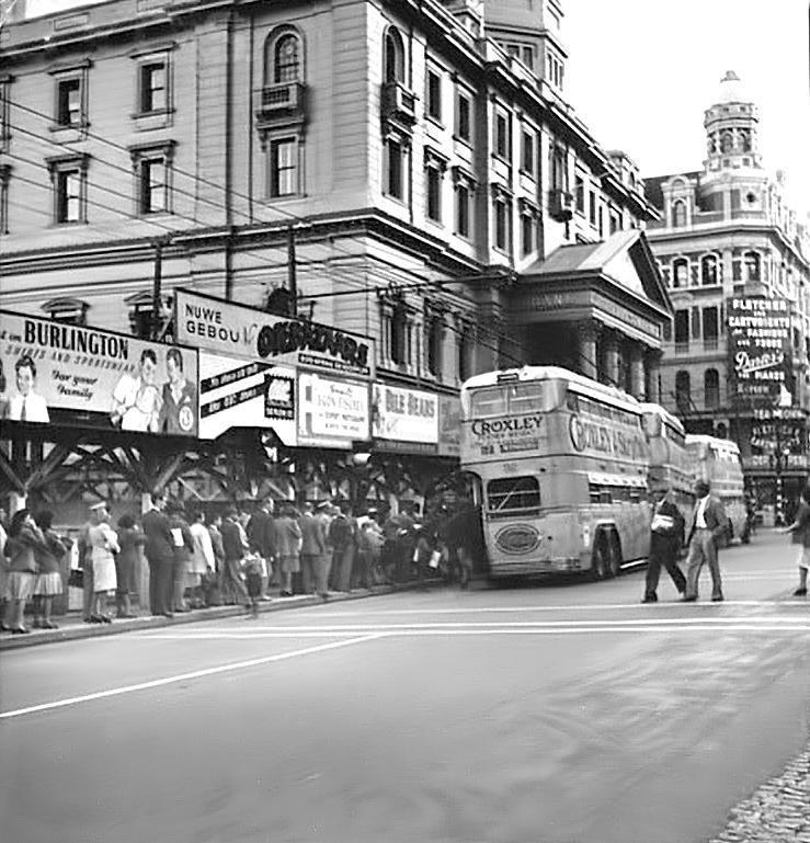Adderley street 1945