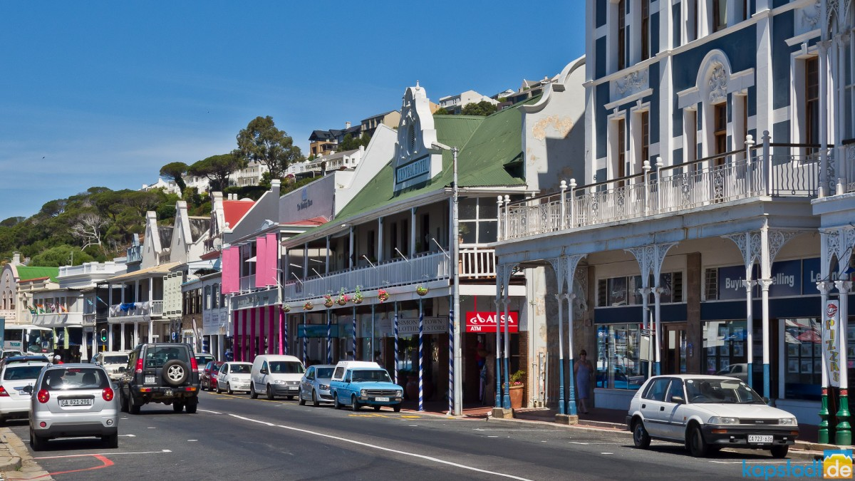 Images from Simon's Town