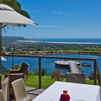 View from the Cape Point Vineyards Restaurant