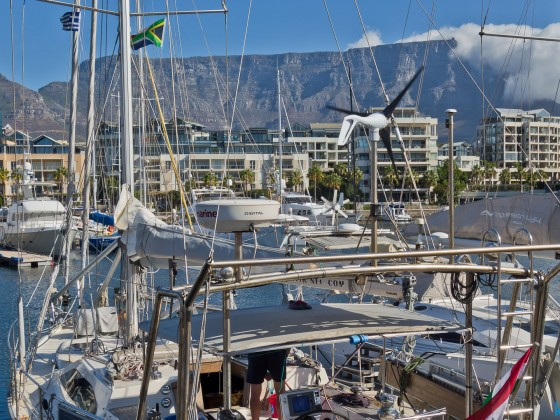Impressions from the V&A Waterfront