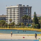 Palo Alto in Milnerton seen from Lagoon Beach