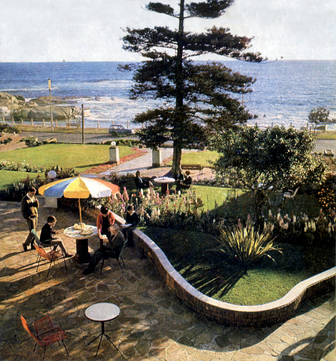 Surfcrest Hotel, Beach Rd, Sea Point, 1968