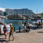 V&A Waterfront Promenade