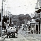 Busy Main rd, Wynberg c1900