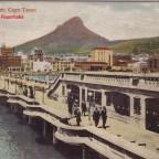 Postkarte Promenade Pier - gelaufen 1905 nach London