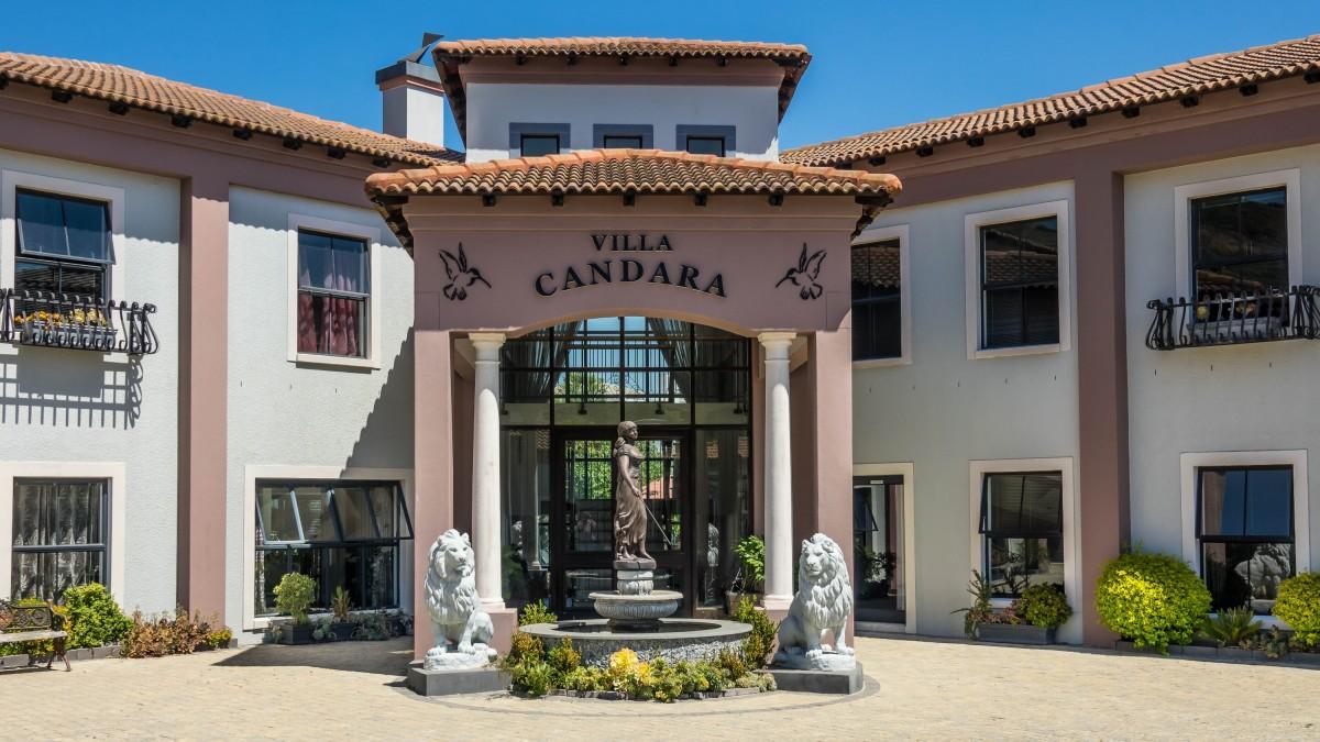 Villa Candara Guesthouse in Plattekloof