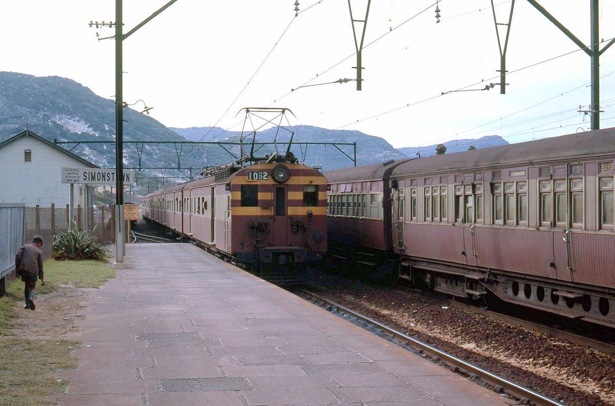 Simonstown Station 1968