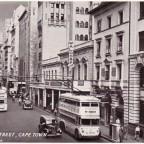 Postkarte St Georg Street - ca1940