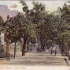 Postkarte Government av 1907