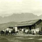 Strand Railway station, c1899