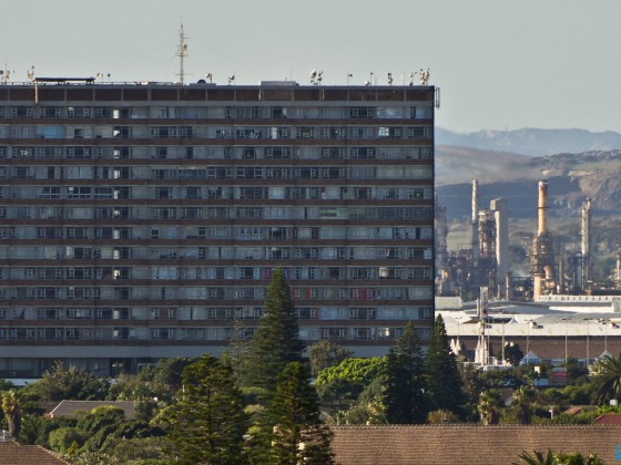 Millpark Flat on Koeberg Road