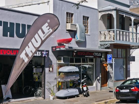 Shop in Loop Street