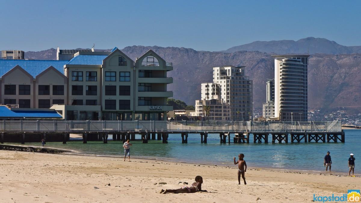 The Strand at the False Bay