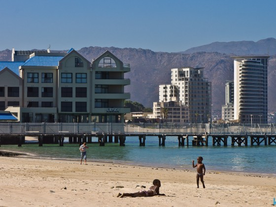 The Strand at the False Bay