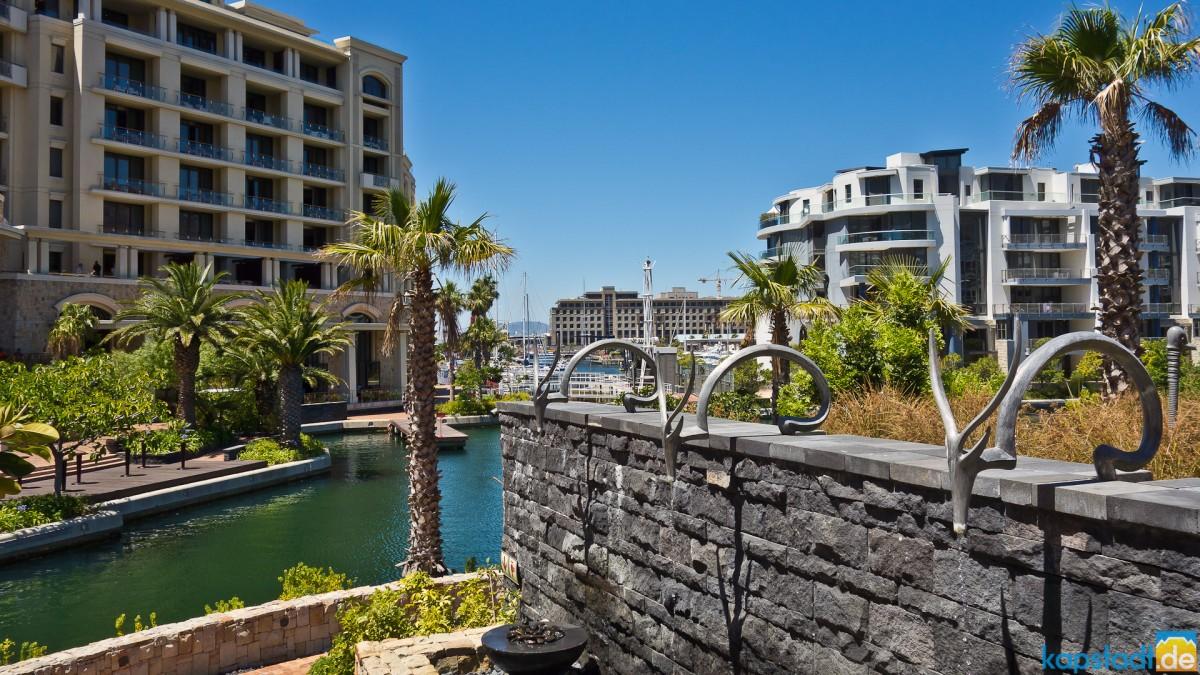 Images from the V&A Waterfront - One & Only Hotel