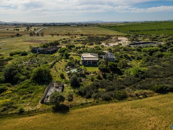 Remote farm near Stellenbosch