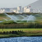 Milnerton Golf Course while watershortage in Cape Town