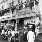 Drama in Long street c1977