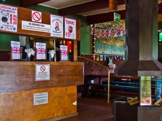 Guzzlers Pub in Milnerton (gone)