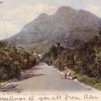 Postkarte De Waal Park - Lower Avenue