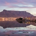 The Milnerton Lagoon and Woodbridge Island
