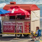 Trudies Fast Foods at Bloubergstrand