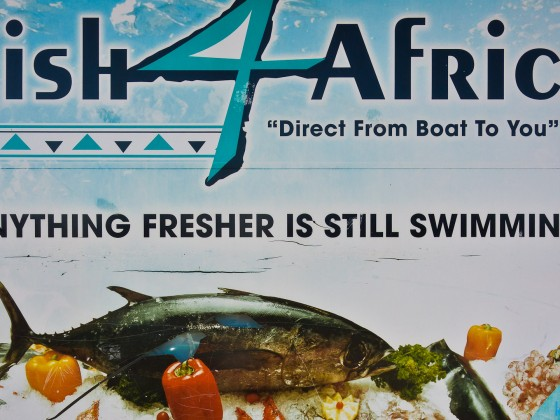 Fish 4 Africa - Portuguese seafood shop