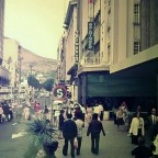 Adderley street 1977-1